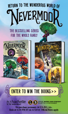 Little, Brown Books for Young Readers: Wundersmith: The Calling of Morrigan Crow (Nevermoor #2) by Jessica Townsend