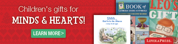 Loyola Press: Leo's Gift by Susan Blackaby and Shhh...God is in the Silence by Fiona Basile