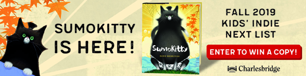 Charlesbridge Publishing: Sumokitty by David Biedrzycki