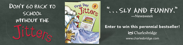 Charlesbridge Publishing: First Day Jitters (Mrs. Hartwells Classroom Adventures #1) by Julie Danneberg, Judy Love