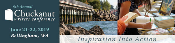 9th Annual Chuckanut Writers Conference - Inspiration into Action