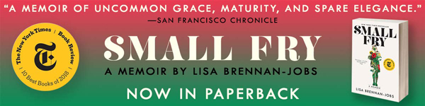 Grove Press: Small Fry by Lisa Brennan-Jobs