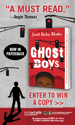 Little, Brown Books for Young Readers: Ghost Boys by Jewell Parker Rhodes