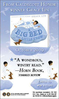 Little, Brown Books for Young Readers: A Big Bed for Little Snow by Grace Lin
