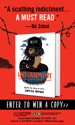 Little, Brown Books for Young Readers: Internment by Samira Ahmed