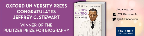 Oxford University Press: The New Negro: The Life of Alain Locke by Jeffrey C. Stewart
