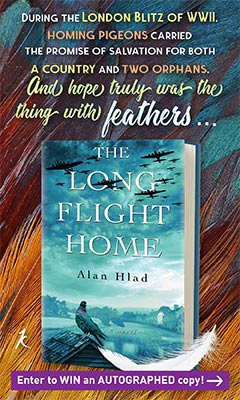 John Scognamiglio Books: The Long Flight Home by Alan Hlad