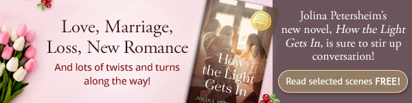 Tyndale House Publishers: How the Light Gets In by Jolina Petersheim