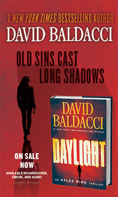 Grand Central Publishing: Daylight by David Baldacci