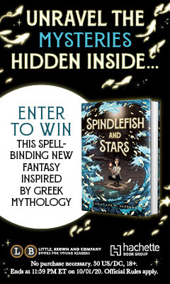 Little, Brown Books for Young Readers: Spindlefish and Stars by Christiane M Andrews