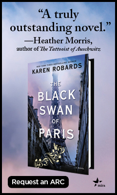 Mira Books: The Black Swan of Paris by Karen Robards
