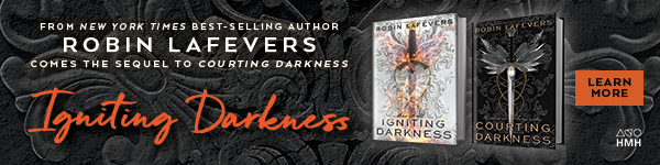 Houghton Mifflin: Igniting Darkness (Courting Darkness Duology) by Robin Lafevers