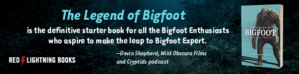 Red Lightning Books: The Legend of Bigfoot: Leaving His Mark on the World by T S Mart and Mel Cabre