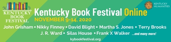 Kentucky Book Festival Online: November 9-14th, 2020