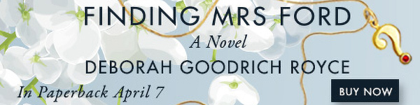 Post Hill Press: Finding Mrs. Ford by Deborah Goodrich Royce