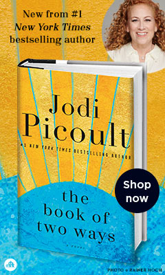 Ballantine Books: The Book of Two Ways by Jodi Picoult