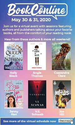 BookCon Online: May 30th and 31st - Check it Out!