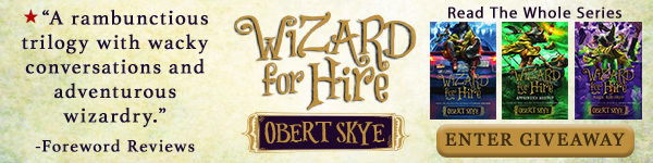 Shadow Mountain: Magic Required (Wizard for Hire #3) by Obert Skye