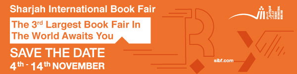 Sharjah International Book Fair: the 3rd Largest Book Fair in the World Awaits You November 4th - 14th