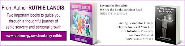 Gatekeeper Press: Beyond the Bookclub by Ruthie Landis / Acting Lessons for Living by Ruthie Landis