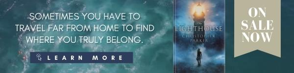 Beacon Press Limited: The Lighthouse by Christopher Parker