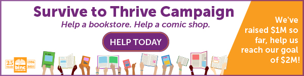 Book Industry Charitable Foundation: Survive to Thrive Campaign