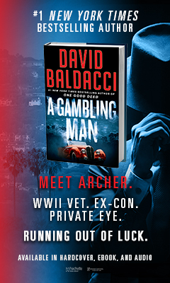 Grand Central Publishing: A Gambling Man (An Archer Novel) by David Baldacci