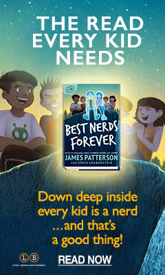 Jimmy Patterson: Best Nerds Forever by James Patterson and Chris Grabenstein