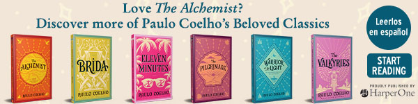 HarperOne: Love The Alchemist? Discover more of Paulo Coelho's beloved classics!