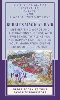 Sedro Publishing: Bubbie's Magical Hair by Abbe Rolnick, illustrated by Lynda Porter