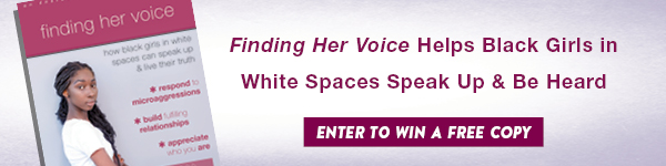 Instant Help Publications: Finding Her Voice: How Black Girls in White Spaces Can Speak Up and Live Their Truth by Faye Z Belgrave, Ivy Belgrave, and Angela Patton