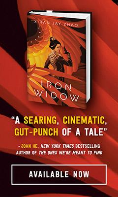 Penguin Teen: Iron Widow by Xiran Jay Zhao