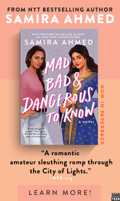 Soho Teen: Mad, Bad & Dangerous to Know by Samira Ahmed
