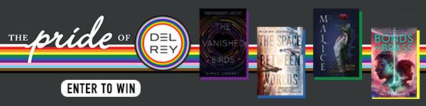 Del Rey Books: The pride of Del Rey - enter to win!