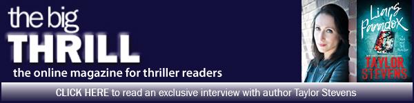 International Thriller Writers: Kensington Publishing Corporation: Liars' Paradox (Jack and Jill Mystery #1) by Taylor Stevens