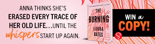 Sourcebooks Fire: The Burning by Laura Bates