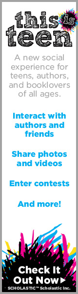 This Is Teen: a new social experience for teens, authors, and booklovers of all ages