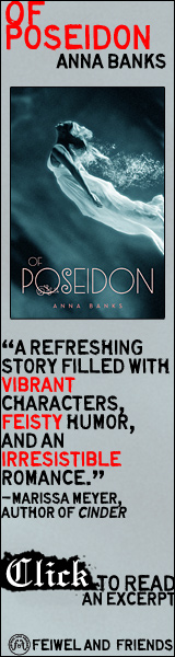 Feiwel & Friends: Of Poseidon by Anna Banks