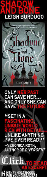 Henry Holt Books for Young Readers: Shadow and Bone by Leigh Burdugo