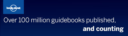 Lonely Planet: Over 100 million guidbooks published