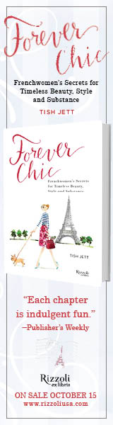 Rizzoli: Forever Chic by Tish Jett