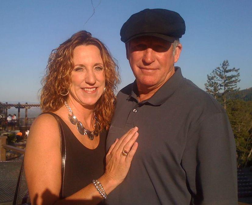 Cheryl and Steve Hare
