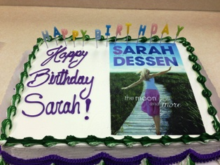 It Was A Stormy Night In Houston But That Didnt Deter Fans Of Sarah Dessen Who Appeared At Blue Willow Bookshop Last Week To Read From Her New YA Novel