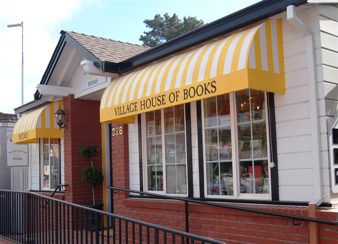Village House of Books, Los Gatos