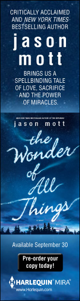 Harlequin: The Wonder of All Things by Jason Mott
