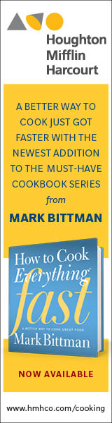 Houghton Mifflin Harcourt: How to Cook Everything Fast by Mark Bittman