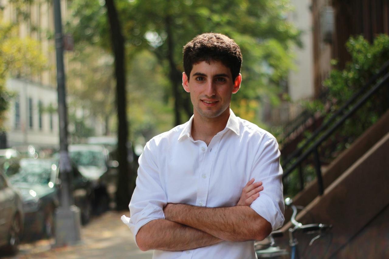 author Mark Chiusano
