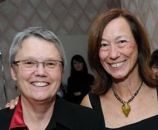 Ann Christoperson, Linda Bubon, Women and Children First