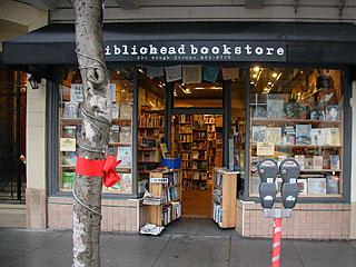 Bibliohead Bookstore
