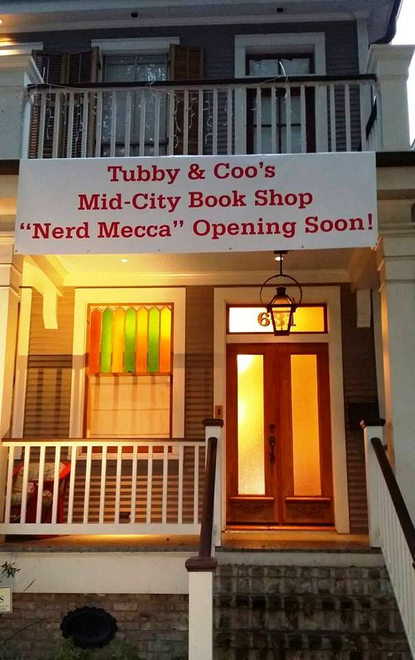 Tubby and Coo's Mid-City Book Shop